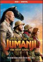 Jumanji: The Next Level [Includes Digital Copy] - Jake Kasdan