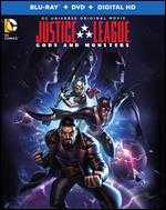 Justice League: Gods and Monsters [2 Discs] [Blu-ray/DVD] - Sam Liu