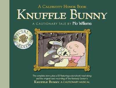 Knuffle Bunny: A Cautionary Tale -