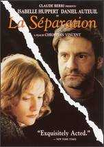 La Separation - Christian Vincent