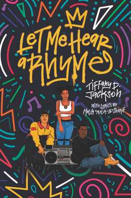 Let Me Hear a Rhyme - Jackson, Tiffany D