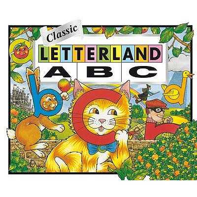 Letterland ABC - Carlisle, Richard