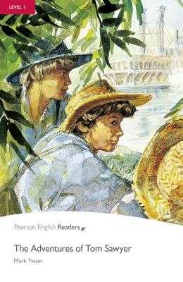 Level 1: The Adventures of Tom Sawyer Book & CD Pack - Twain