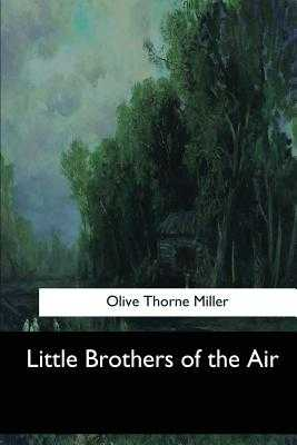 Little Brothers of the Air - Miller, Olive Thorne