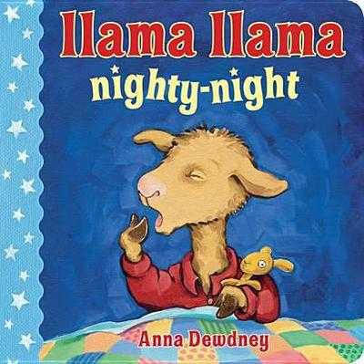 Llama Llama Nighty-Night - Dewdney, Anna