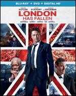 London Has Fallen [Blu-ray/DVD] [2 Discs] - Babak Najafi