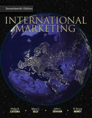 Loose-Leaf International Marketing - Cateora, Philip R, and Graham, John, and Gilly, Mary C