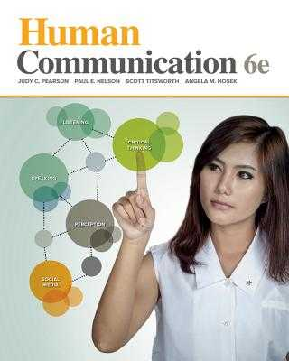 Looseleaf for Human Communication - Pearson, Judy
