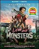 Love and Monsters [Includes Digital Copy] [Blu-ray]