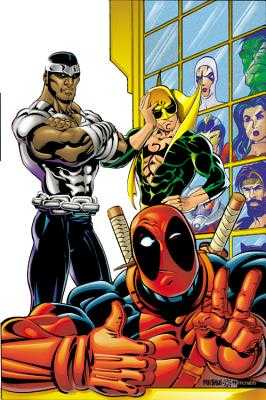 Luke Cage, Iron Fist & The Heroes For Hire Vol. 2 - Ostrander, John, and Edkin, Joe, and Ferry, Pasqual (Artist)