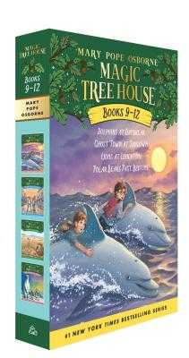 Magic Tree House Volumes 9-12 Boxed Set - Osborne, Mary Pope