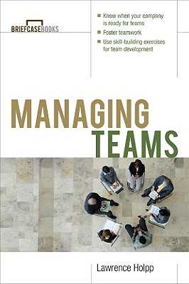 Managing Teams - Holpp, Lawrence