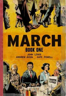 March: Book One - Lewis, John, Dr., Ed.D, and Aydin, Andrew