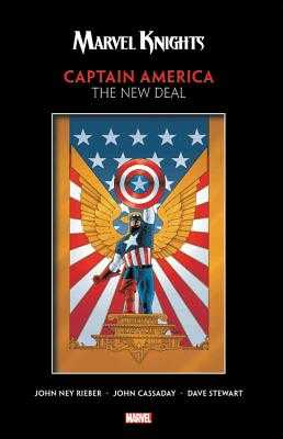 Marvel Knights Captain America by Rieber & Cassaday: The New Deal -