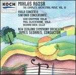 Miklós Rózsa: The Complete Orchestral Music, Vol. 3