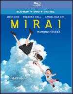 Mirai [Includes Digital Copy] [Blu-ray/DVD] - Mamoru Hosoda