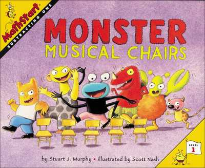 Monster Musical Chairs - Murphy, Stuart J