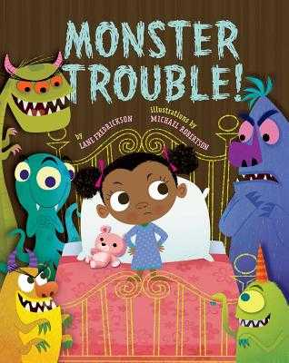 Monster Trouble! - Fredrickson, Lane