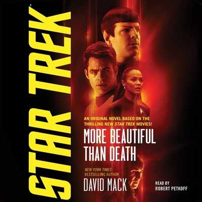 More Beautiful Than Death - Petkoff, Robert (Read by), and Mack, David