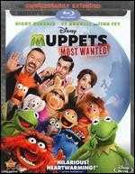 Muppets Most Wanted [2 Discs] [Blu-ray/DVD]