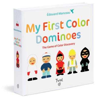 My First Color Dominoes -