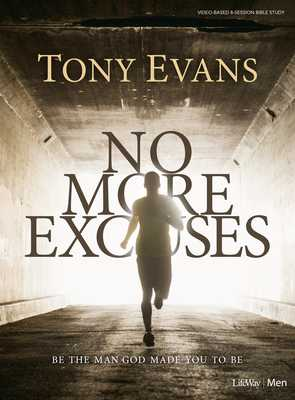 No More Excuses - Bible Study Book - Evans, Tony