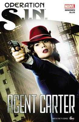 Operation: S.I.N.: Agent Carter - Immonen, Kathryn (Text by)