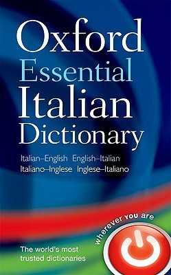 Oxford Essential Italian Dictionary - Oxford Languages