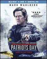 Patriots Day [Blu-ray] [2 Discs] - Peter Berg
