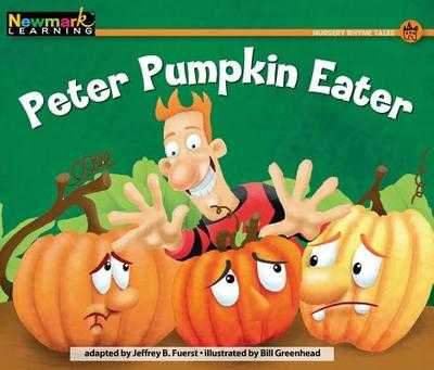Peter Pumpkin Eater Leveled Text - Fuerst, Jeffrey B