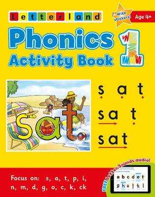 Phonics Activity Book 1 - Holt, Lisa, and Wendon, Lyn