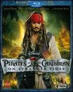 Pirates of the Caribbean: On Stranger Tides [2 Discs] [Blu-ray/DVD] - Rob Marshall
