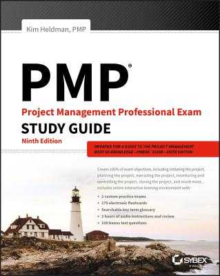 Pmp: Project Management Professional Exam Study Guide - Heldman, Kim
