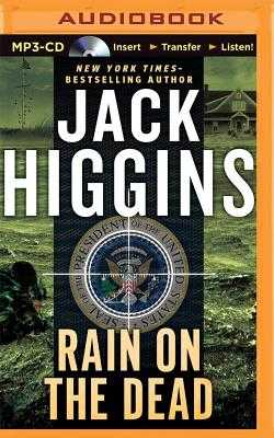 Rain on the Dead - Page, Michael, Dr. (Read by), and Higgins, Jack