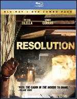 Resolution [2 Discs] [Blu-ray/DVD] - Aaron Scott Moorhead; Justin Benson