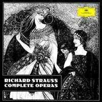 Richard Strauss: Complete Operas [Limited Edition] - Adolf Dallapozza (tenor); Adolf Tomaschek (tenor); Aimee Willis (soprano); Albert Dohmen (baritone); Alexander Maly (vocals);...