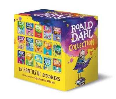 Roald Dahl Collection - Dahl, Roald