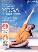 Rodney Yee's Complete Yoga for Beginners -