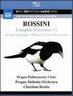 Rossini: Complete Overtures, Vol. 1 - The Thieving Magpie; Semiramide; Otello - Prague Philharmonic Choir (choir, chorus); Prague Sinfonia Orchestra; Christian Benda (conductor)