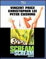 Scream and Scream Again [Blu-ray]