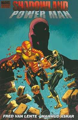 Shadowland: Power Man - Lente, Fred Van, and Asrar, Mahmud (Artist)