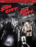 Sin City/Sin City: A Dame to Kill For [Blu-ray] - Frank Miller; Robert Rodriguez