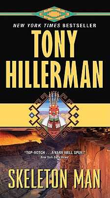 Skeleton Man - Hillerman, Tony