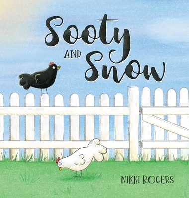 Sooty & Snow: A book about boundaries -