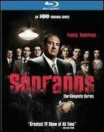 Sopranos: The Complete Series [Blu-ray] [28 Discs]