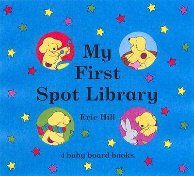 Spot's Book Tray - Hill, Eric