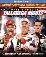 Talladega Nights: The Ballad of Ricky Bobby [Blu-ray] [2 Discs] - Adam McKay