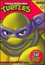 Teenage Mutant Ninja Turtles: Volume 4