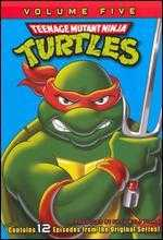 Teenage Mutant Ninja Turtles: Volume 5