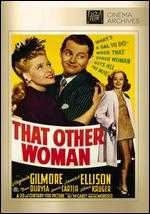 That Other Woman - Ray McCarey